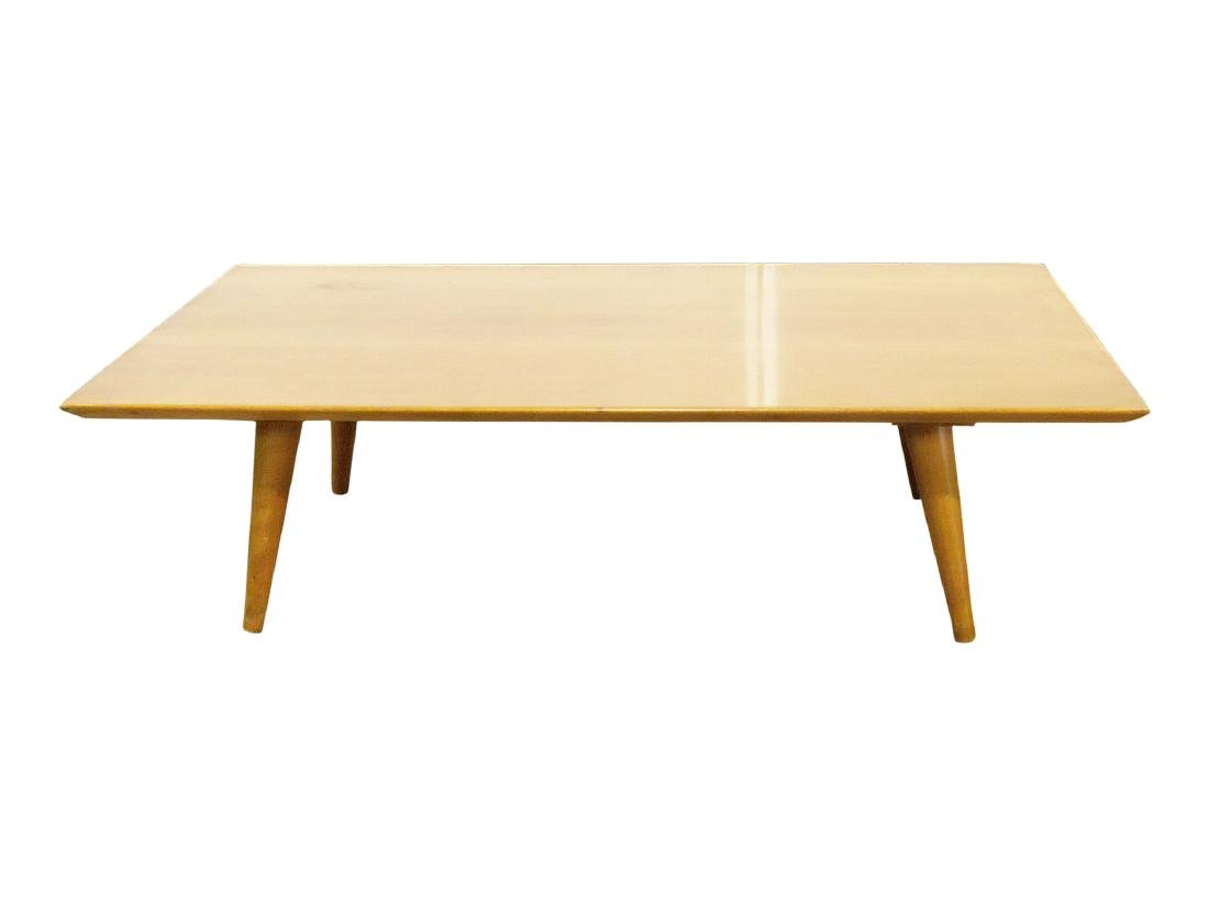 PAUL MCCOBB LOW COFFEE TABLE