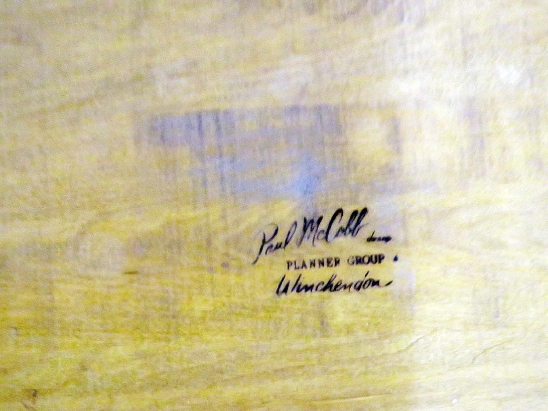 PAUL MCCOBB LOW COFFEE TABLE - 5