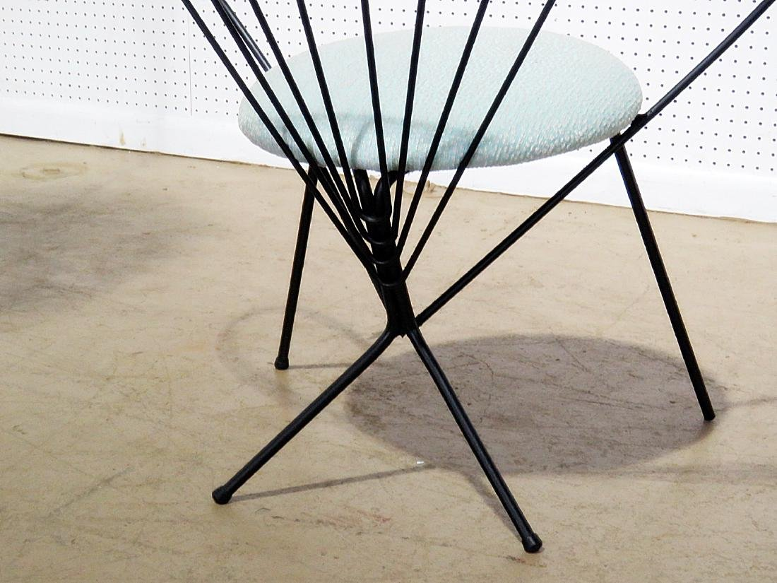 Pair RILEY WOLFE METAL CHAIRS - 7