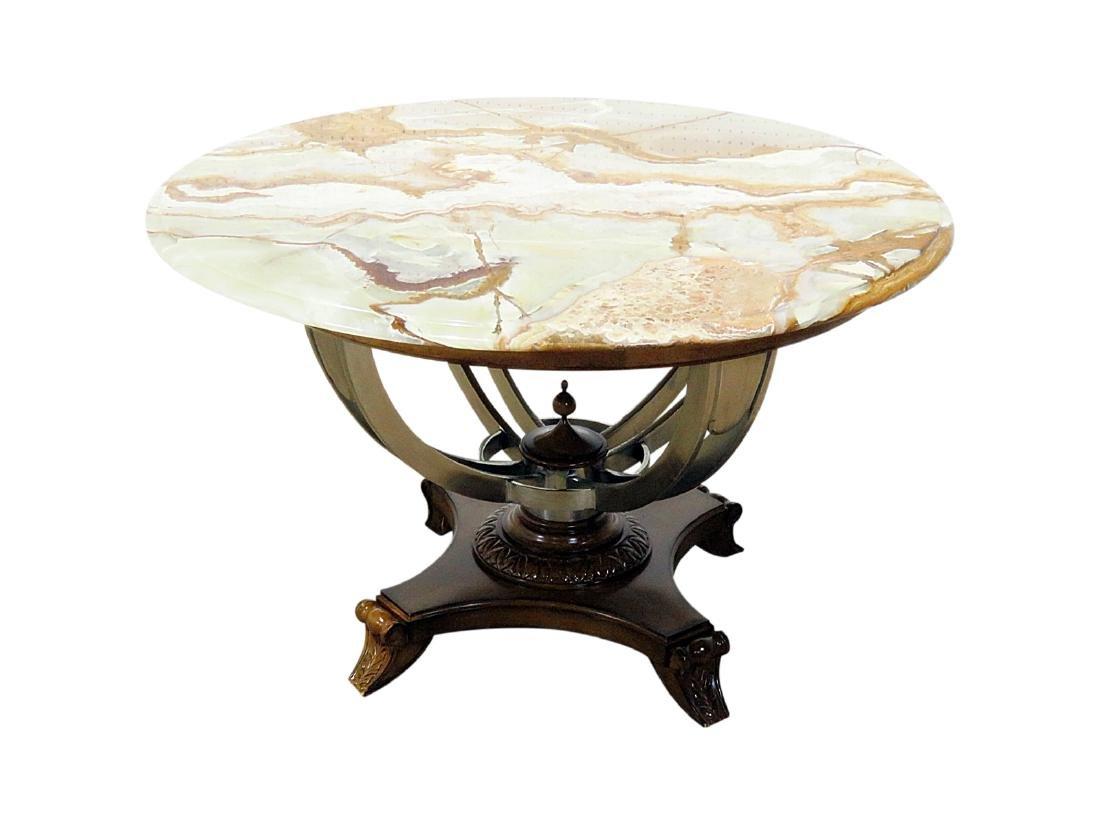 ART DECO STYLE CENTER TABLE