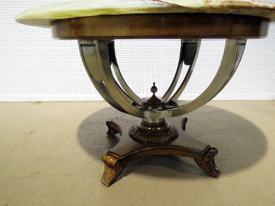 ART DECO STYLE CENTER TABLE - 4