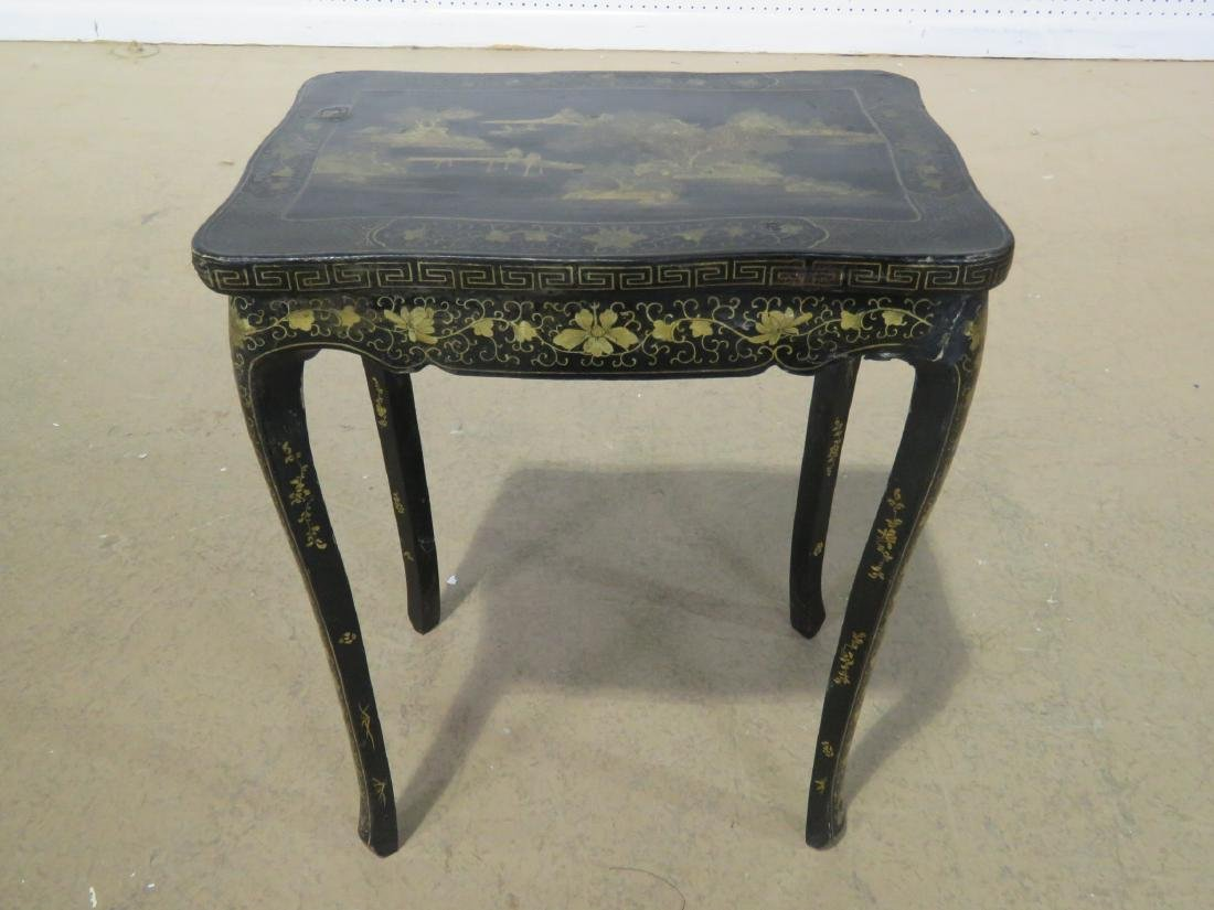Pair CHINOSIERE NESTING TABLES - 10