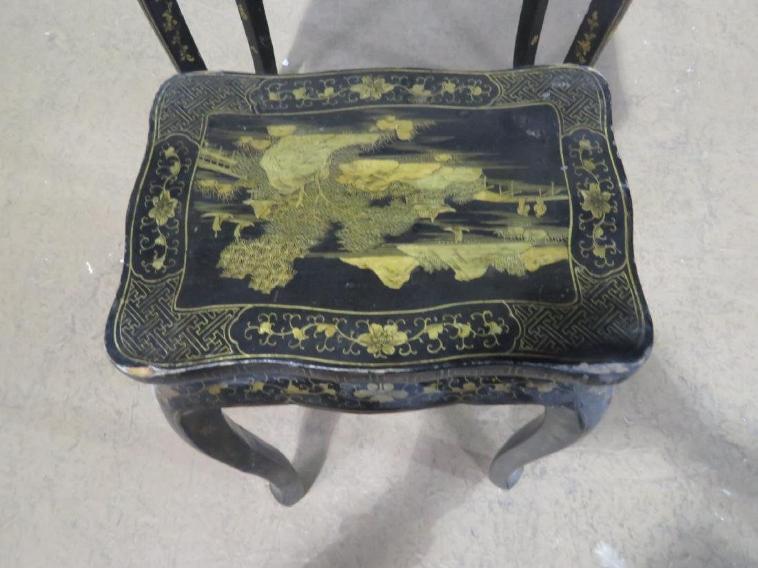 Pair CHINOSIERE NESTING TABLES - 6