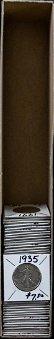 12 - 1954 -1964 BEN FRANKLIN & KENNEDY COIN SETS - 3
