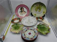 12 PC PLATES DISHES AND BOWL