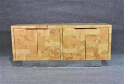 "PAUL EVANS FOR ""DIRECTIONAL""  FLOATING CABINET"