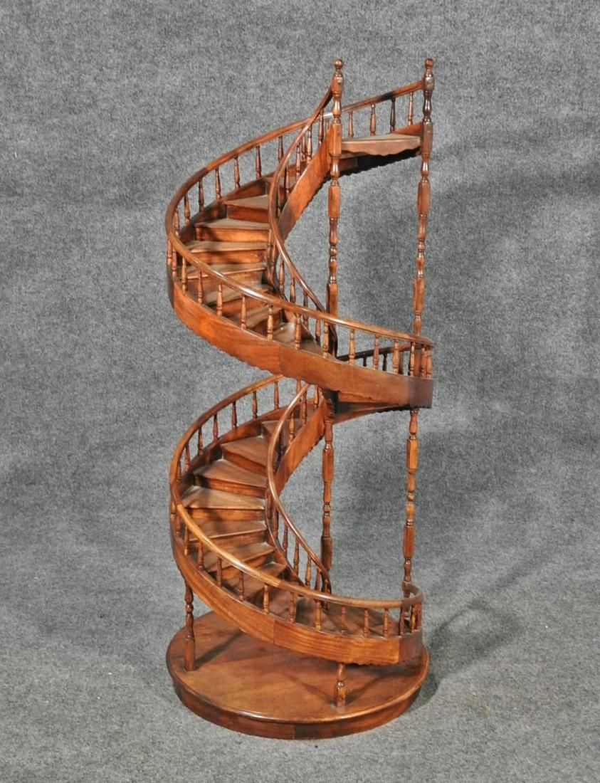 ENGLISH STAIRCASE MODEL