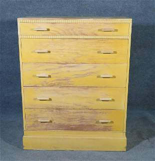 KITTINGER MODERN HIGH CHEST