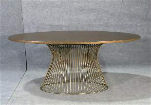 KNOLL STYLE DINING TABLE