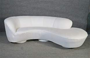 VLADIMIR KAGAN FOR DIRECTIONAL UPHOLSTERED SOFA