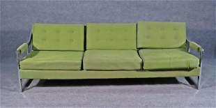 CARSON'S FLAT BAR STYLE SOFA
