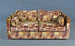 MILO BAUGHMAN STYLE LOVE SEAT