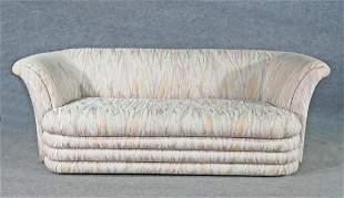 PREVIEW FURNITURE CORPORATION UPHOLSTERED SOFA