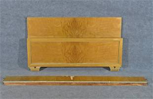 GILBERT ROHDE STYLE BED