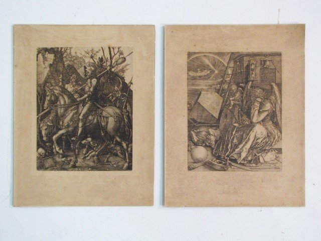 7: ALBERT DURER ENGRAVING PRINTS