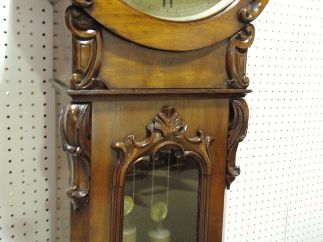 40: 19th c. Wm. ALEXANDER SCOTTISH GRANDFATHER CLOCK - 4
