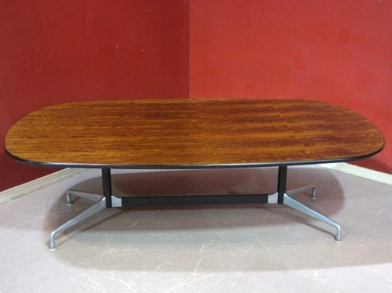 133: CHARLES EAMES / HERMAN MILLER CONFERENCE TABLE
