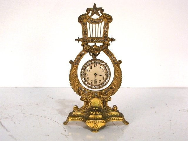 20: FRENCH EMPIRE STYLE POCKET WATCH STAND