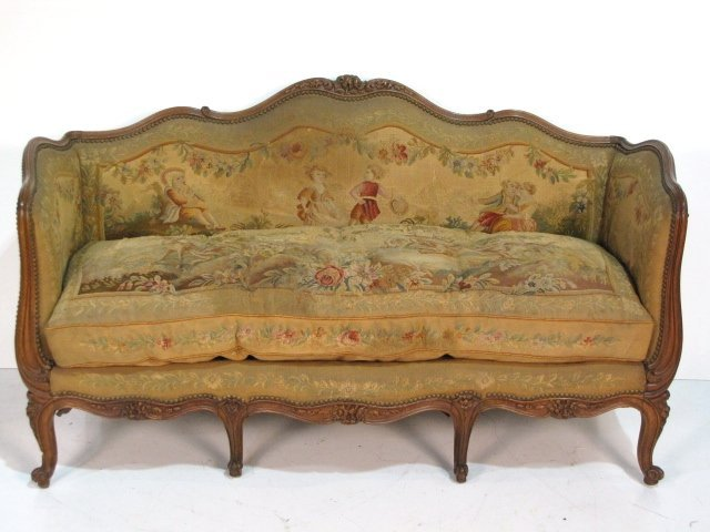 Antiques For Antique French Sofas