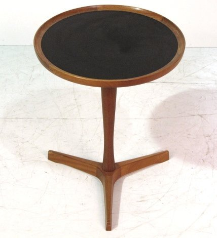 HANS C. ANDERSEN DANISH TEAK SIDE TABLE