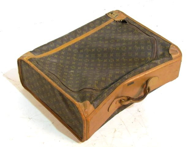 LOUIS VUITTON SOFT SHELL SUITCASE