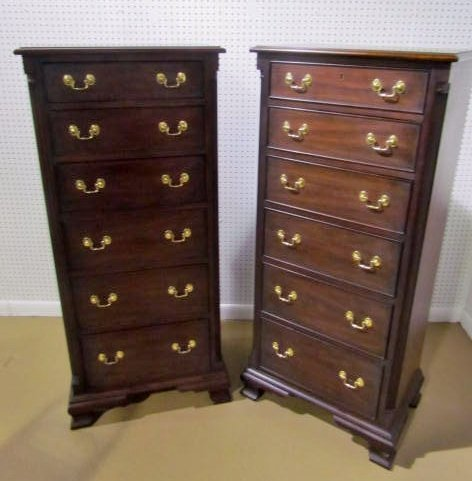 Pair HENKEL HARRIS LINGERIE CHESTS