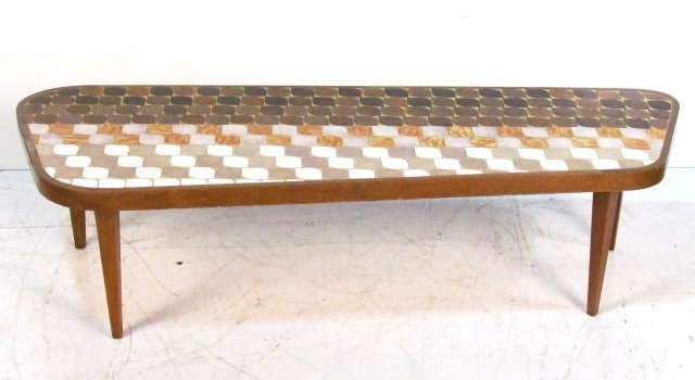 Modern ceramic tile top coffee table hohenberg modern ceramic tile top coffee table geotapseo Choice Image