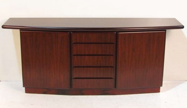 MAURICE VILLENCY for SKOVBY ROSEWOOD SIDEBOARD