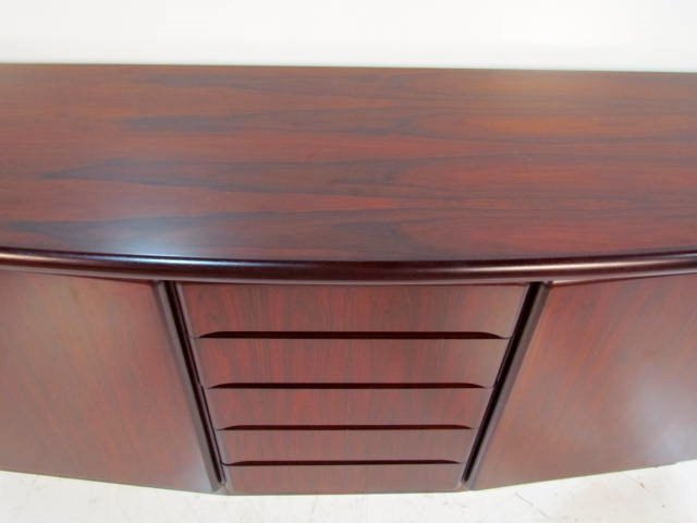 MAURICE VILLENCY for SKOVBY ROSEWOOD SIDEBOARD - 2