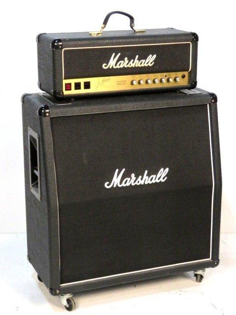 MARSHALL 2553 GUITAR AMPLIFIER & SPEAKER CABINET