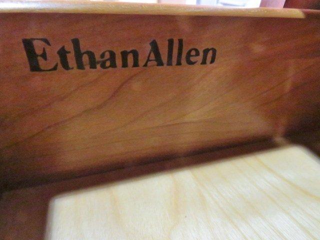 ETHAN ALLEN CHERRY LINGERIE CHEST - 4