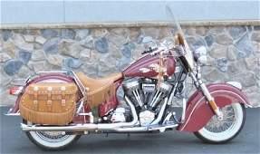 2003 INDIAN VINTAGE CHIEF MOTORCYCLE