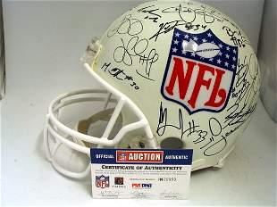 NFL - 2004 NFL Rookies Autod Authentic Helmet