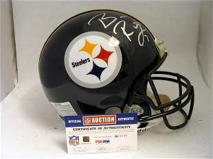 NFL - Ben Roethlisberger Auto'd Proline Helmet