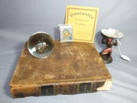 A Gentleman's Collection of Desk or Study Articles
