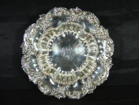 A Dominick & Haff Sterling Silver Bowl