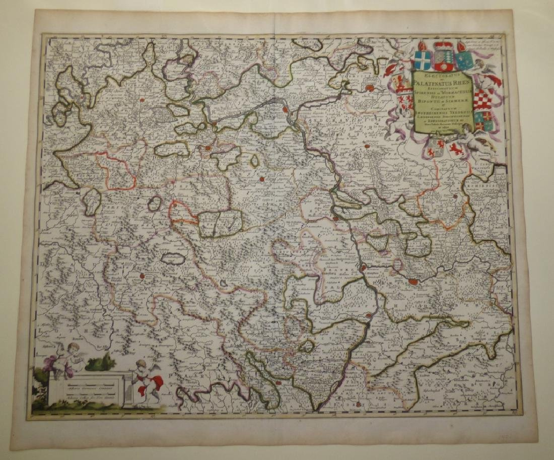 [MAP] FREDERICK DE WIT (DUTCH, 1630-1706)