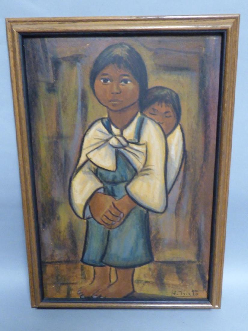 RODOLFO NIETO (Mexican, 1936-1988)