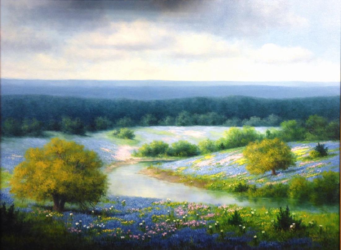 MILBIE BENGE (American/Texas, born 1948) - 2