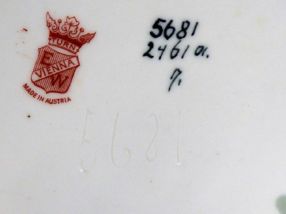 Ernst Wahliss Turn-Teplitz Porcelain Ewer - 4