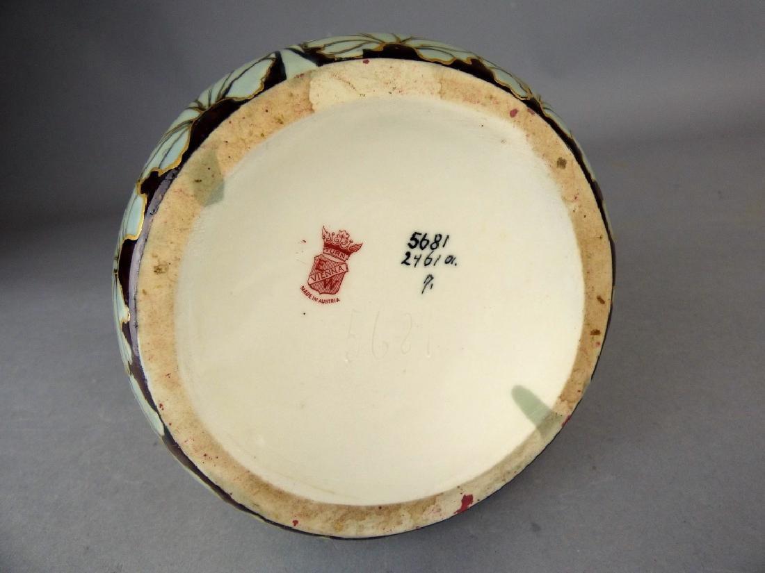 Ernst Wahliss Turn-Teplitz Porcelain Ewer - 5