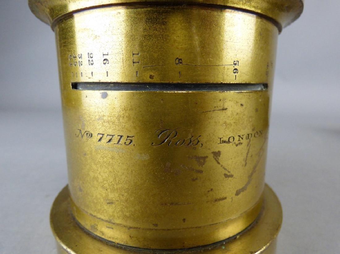 Antique Ross Carl Zeiss Planar Lens - 4