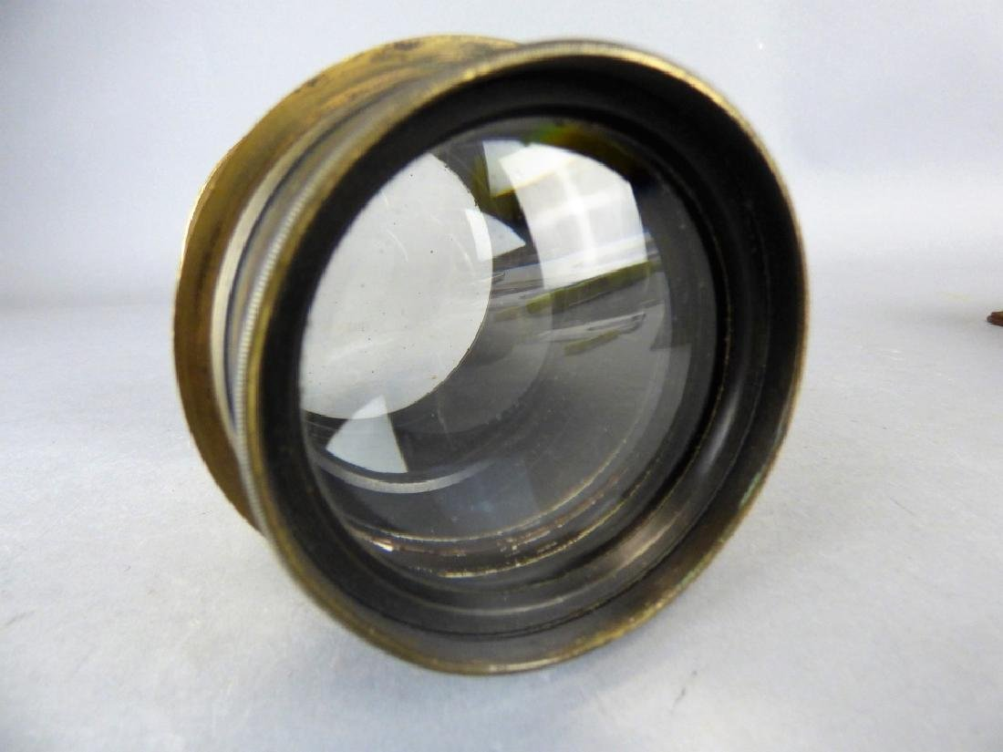 Antique Ross Carl Zeiss Planar Lens - 7