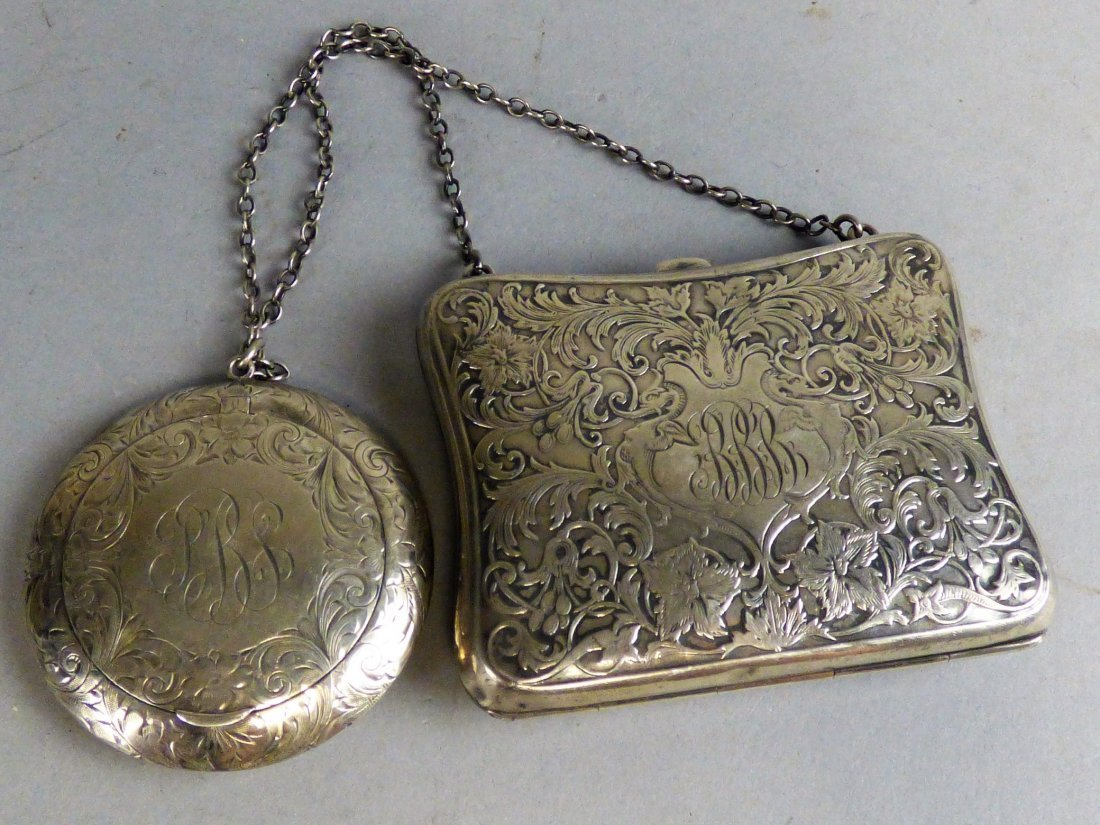 Sterling Silver Personal Cases
