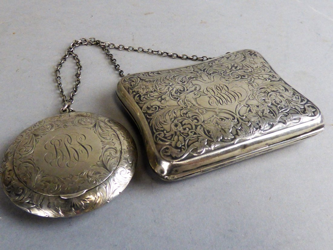 Sterling Silver Personal Cases - 2