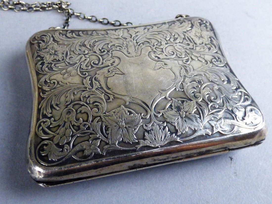 Sterling Silver Personal Cases - 7
