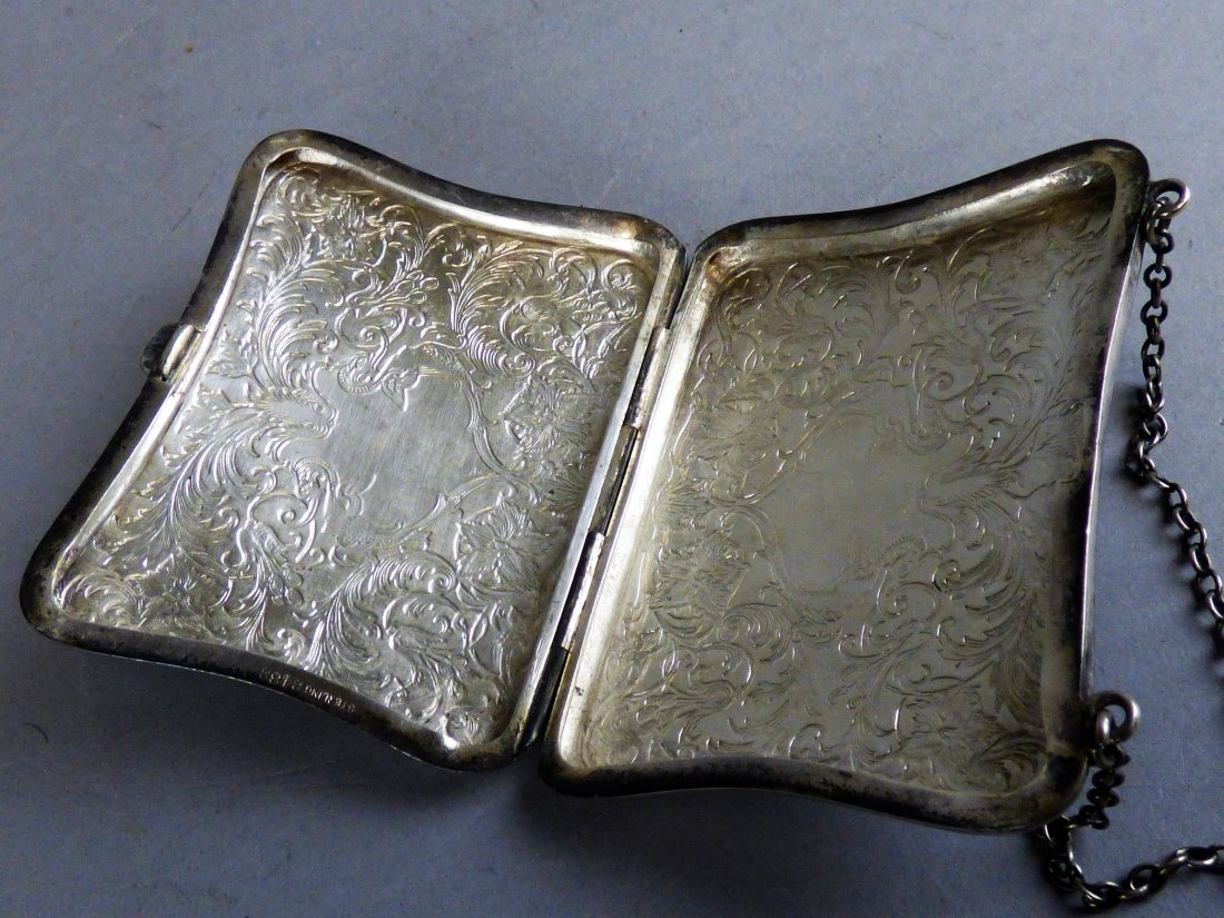 Sterling Silver Personal Cases - 8