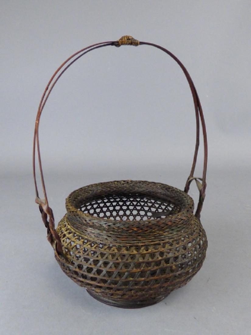 Japanese Ikebana Basket - 2