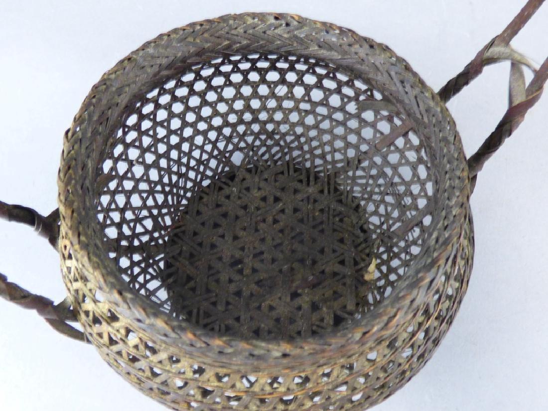 Japanese Ikebana Basket - 3