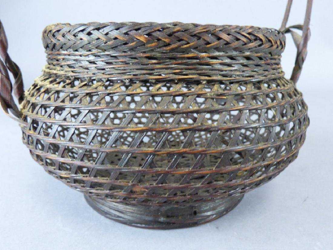 Japanese Ikebana Basket - 4